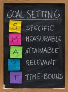 Simple goals mean more progress and more motivation.