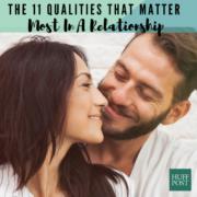 11 Qualities